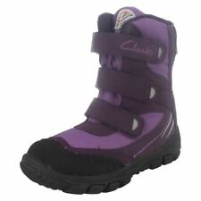 Clarks Girls' Snow Boots