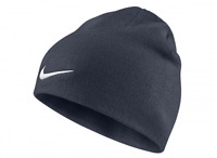 e70ca8d08bd NIKE TEAM PERFORMANCE BEANIE HAT OBSIDIAN SWOOSH SPORTS ACTIVEWEAR CASUAL  ADULT