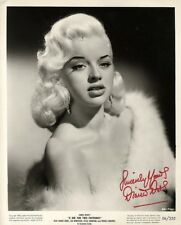 DIANA DORS Signed 'A Kid For Two Farthings' Photograph - Film Actress - preprint