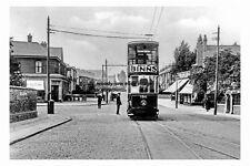 pt3063 - Tram at Linthorpe Terminus , Middlesbrough , Yorkshire - photo 6x4