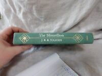 """Vintage """"The Silmarillion"""" by J.R.R. Tolkien 1977 First American Edition"""