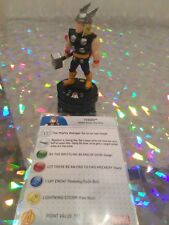 Heroclix - Thor TabApp #M-002 with Card - Marvel Super Heroes Avengers