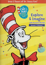 THE CAT IN THE HAT - EXPLORE & IMAGINE WITH THE CAT IN THE HAT (BOXSET) (DVD)