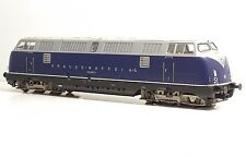 MÄRKLIN 39302 DB ML2200 C'C'  Krauss-Maffei A.G.  Blau/Grau * MHI Digital SOUND