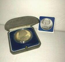 1982 Netherland Amerika 50 GULDEN - Beatrix Koningin Der Nederlanden Silver Coin