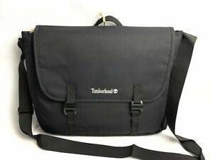 Timberland Crofton Black Water Resistant Unisex Messenger A1lhm-001