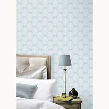 TEAL SCANDI LEAF WALLPAPER ROLLS - ARTHOUSE 908201
