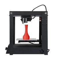 Free Shipping! Assembled Desktop 3D Printer Me Creator 2 MK8 Upgraded DIY
