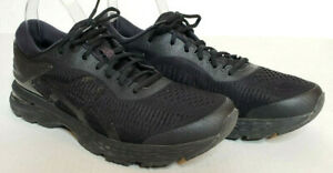 Asics Gel-Kayano 25 Shoes Womens 11.5 Black Athletic Running Comfort Sneakers