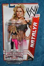 WWE Natalya Global Superstar Diva Action Figure