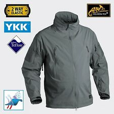 Soft Shell Helikon-tex Trooper Giacca Jacket Caccia Softair Militare Outdoor AG XL (54)