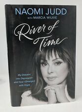 River of Time: Descent into Depression & How I Emerged w Hope Naomi Judd
