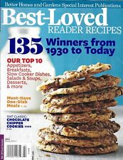 Best Loved Reader Recipes Magazine Chocolate Chip Cookies Meals Soup Desserts