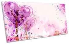 Pink Modern Abstract Art Prints