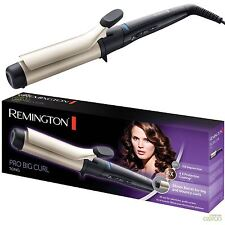 Remington Big Cabello Profesional Curling Tong Varita Estilo Pro Jumbo 38 mm Ci5338
