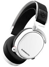 SteelSeries Arctis Pro Wireless White Gaming Headset High Fidelity Audio