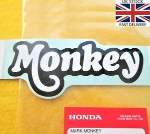 GENUINE Honda Monkey Z125 Sticker BLACK