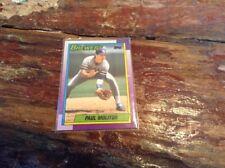 1990 Topps Paul Molitor #360 Baseball Card