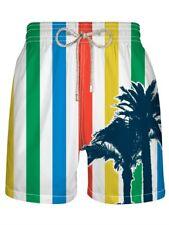 NWT VILEBREQUIN 2XL (36-38) swim trunks men's swimsuit shorts striped Moorea
