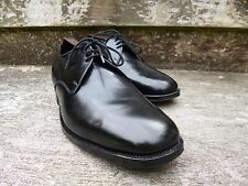 CHEANEY / CHURCH VINTAGE GIBSON – BLACK  – UK 7.5 – RYE - EXCELLENT CONDITION