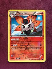 VOLCARONA 22/108   Reverse Holo    Pokemon   (see scan)
