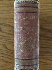 THE Poems OF Oliver Goldsmith and Poems of Robert Southey -1985