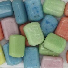 Czech Glass Beads 17x12mm Rectangle Tablet Sherbet Color Mix pk/20