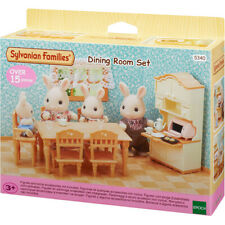 Sylvanian Families Dining Room Furniture Set - 5340