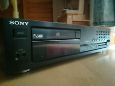 Vintage SONY CDP-791 CD player, 1991, working