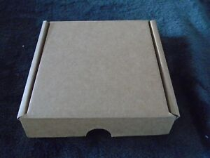 10 x brown  small cardboard postage boxes qualify large letter post