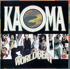 KAOMA : WORLDBEAT / CD - TOP-ZUSTAND