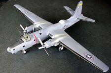 P4M-1 Mercator Martin USA Reconnaissance Airplane P4M1 Mahogany Wood Model Small