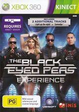 The Black Eyed Peas Experience (Kinect) Microsoft Xbox 360 PAL Brand New