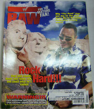 WWE Raw Magazine The Rock September 1998 101512R