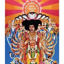 Jimi Hendrix - Axis Medium Canvas Print