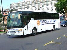 National Holidays NH09DRH 6x4 Quality Bus Photo