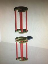 AIR JACK MULTI STAGE LIFTS SAFETY PROPS ELEPHANT FEET 4set