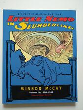 EO 1990 (comme neuf) - Little Nemo (intégrale 3) - Winsor Mc Cay - Zenda