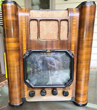 1937 Vintage and Collectable STC Tombstone Australian Tube Radio