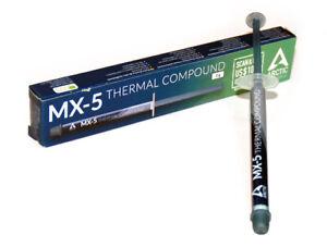 ARCTIC MX-5 Wärmeleitpaste Kühlpaste PC Notebook GPU CPU Prozessor Wärme Paste