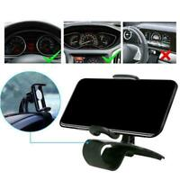 Car Mobile Phone Sat Holder Dashboard Mount GPS Stand 360° Universal- Rotat L3Z4
