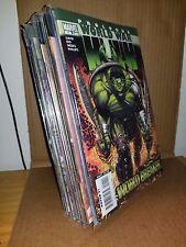 World War Hulk Prelude Mini Series and Crossovers Titan Giga Bundle Marvel