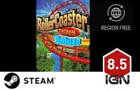 RollerCoaster Tycoon Deluxe [PC] Steam Download Key - FAST DELIVERY
