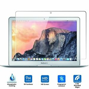 """Tempered Glass Screen Protector For Macbook Pro Retina Display 13"""" A1502/A1425"""