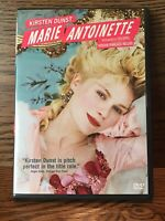 Marie Antoinette (DVD) Disc VG Kirsten Dunst EX-Rental