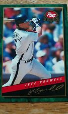 1994 Post Collection, Jeff Bagwell, Houston Astros, #29/30