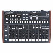 Arturia DrumBrute Analogue Drum Machine & Step Sequencer USB & MIDI