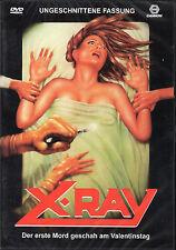 X-Ray , Hospital Massacre , uncut , DVD , english and german audio , NEW