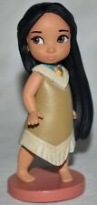 Disney ANIMATORS Collection POCAHONTAS Princess Figure Figurine Cake Topper NEW