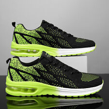 Casual Running Sneakers Men's Outdoor Walking Athletic Tennis Shoes Gym Sports